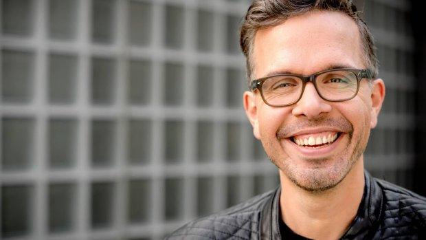 Michiel Veenstra presenteert nieuwe plannen KINK
