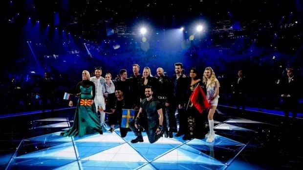 40 procent kans op winst Eurovisie volgens bookmakers