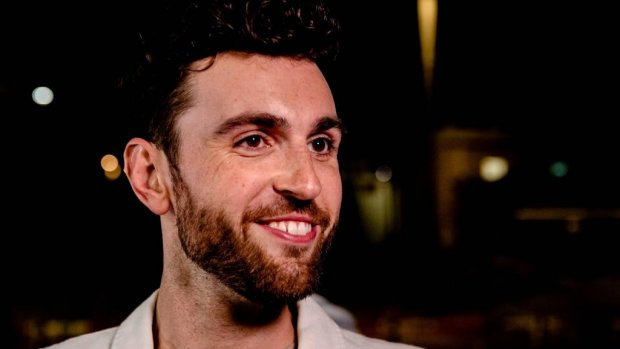 Duncan Laurence behaalt record nummer 1