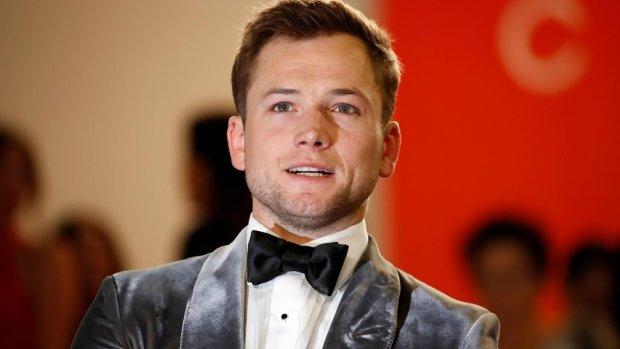 Rocketman-ster nog niet bezig met Oscars