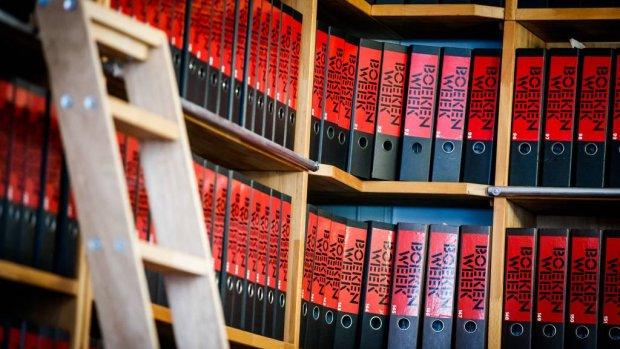 Verdeling m/v-schrijvers Boekenweek gelijk