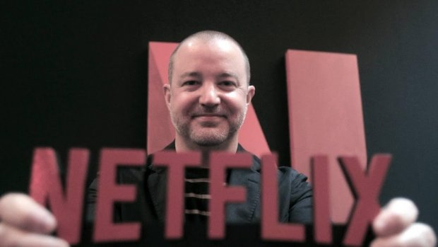 Netflix keldert op beurs na slechte cijfers