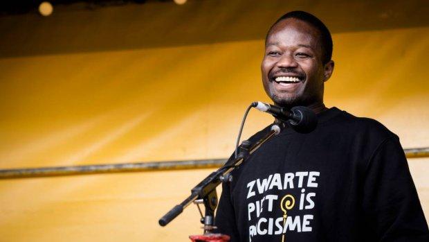 Jerry Afriyie dankbaar voor steun RTL Late Night-rel