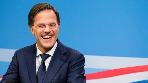 Mark Rutte: 'Ik besta, want ik word genoemd door Weijers'