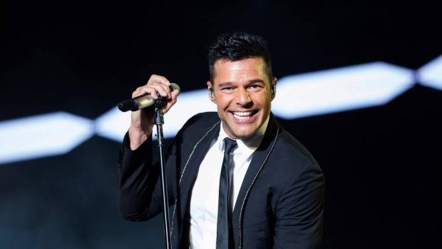 Ricky Martin: coming-out was moeilijk