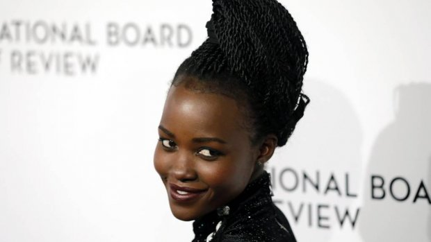 Actrice Lupita Nyong'o schrijft kinderboek over schoonheid