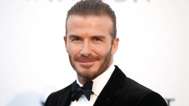 David Beckham wil geen botox