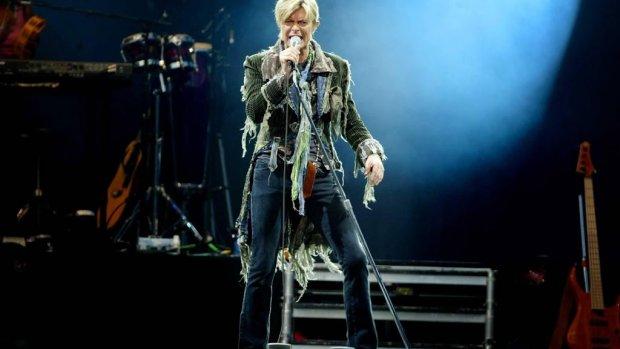 David Bowie beste artiest 20e eeuw