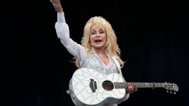 Man van Dolly Parton geen fan van haar muziek