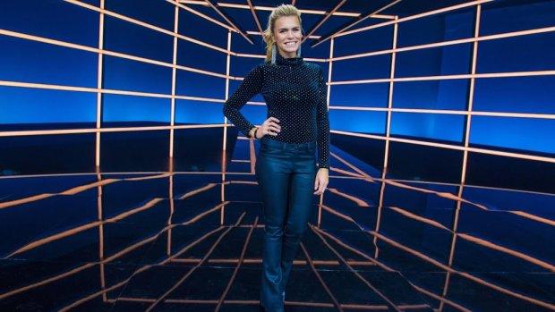 Nicolette van Dam presenteert kookshow op SBS6