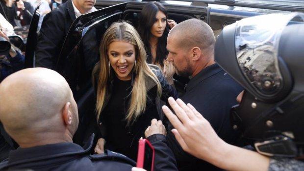 Zoveel is Khloé Kardashian kwijt na bevalling