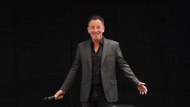 Broadwayshow van Bruce Springsteen op Netflix
