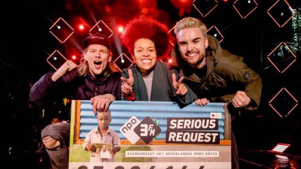 3FM geeft volgende week uitleg over nieuwe actie