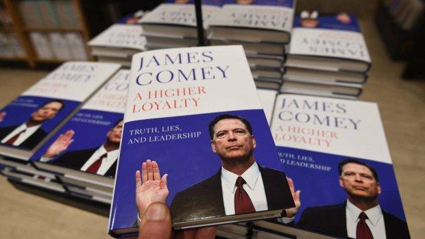 Memoires James Comey bewerkt tot miniserie