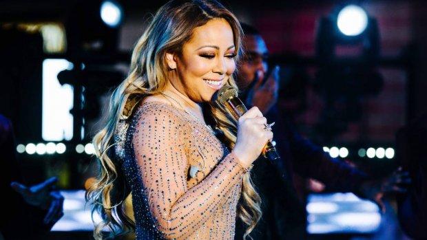 Mariah Carey voor 28e keer in top 10 VS