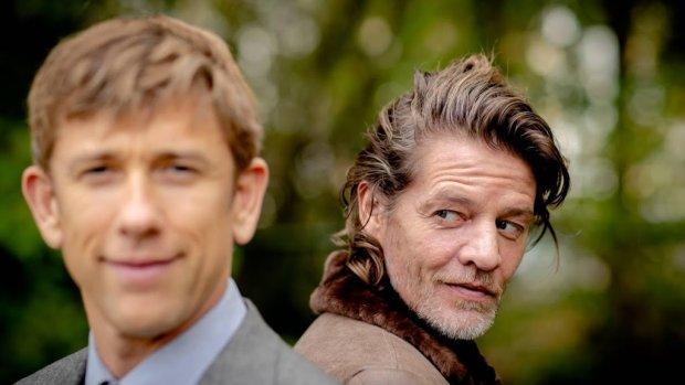 Belgische sterren in nieuwe Baantjer-film
