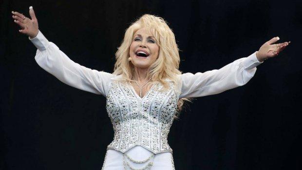 Twee wereldrecords voor Dolly Parton