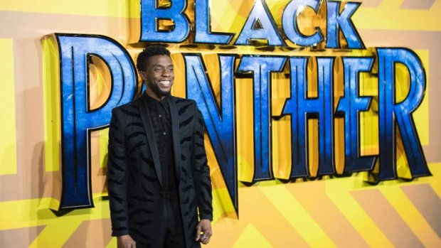 Black Panther onverslagen in bioscopen VS