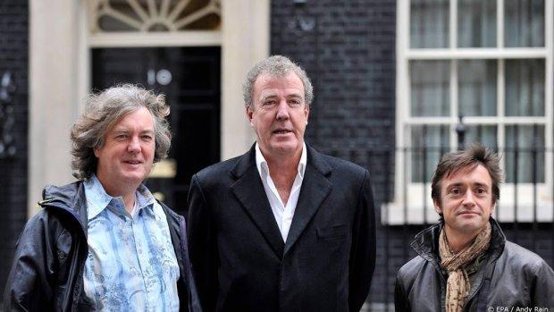 Clarkson online gekozen tot beste Top Gear-host