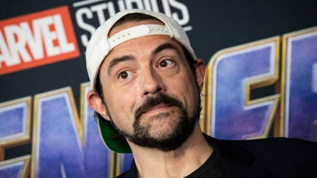 Kevin Smith maakt show over 'masters of the universe'