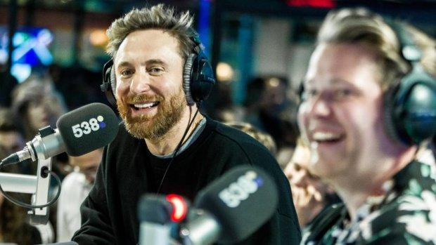 David Guetta snapt de keuze van DJ Hardwell