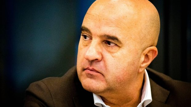 John van den Heuvel maakt zich niet druk om 'tv-oorlog'