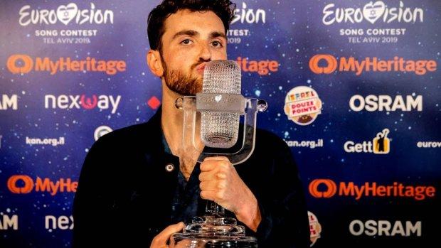 Concert songfestivalwinnaar Duncan in Tivoli verplaatst naar g...
