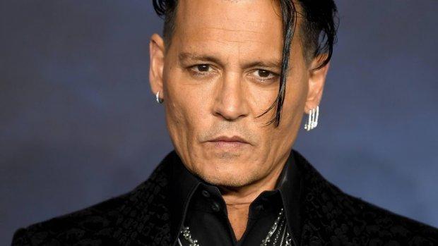 Johnny Depp blijft onschuld volhouden