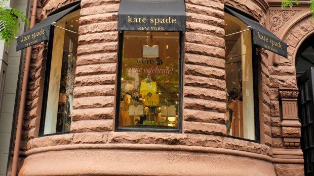 Merk Kate Spade doneert miljoen