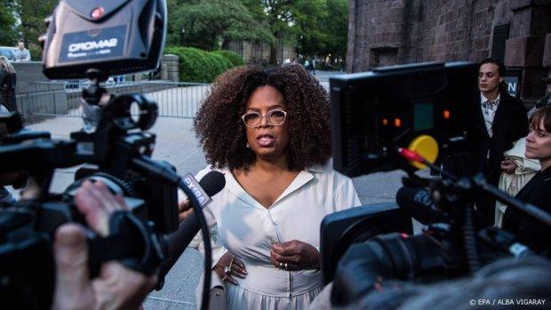 Oprah Winfrey mist maken talkshows