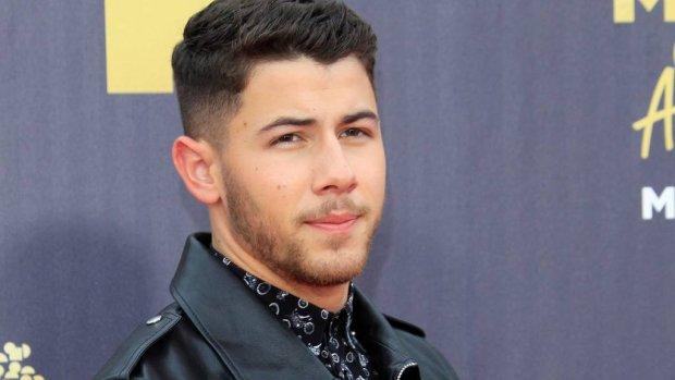 Nick Jonas smoor op zijn verloofde
