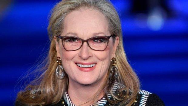 Nieuwe comedy met Meryl Streep gekocht door HBO Max