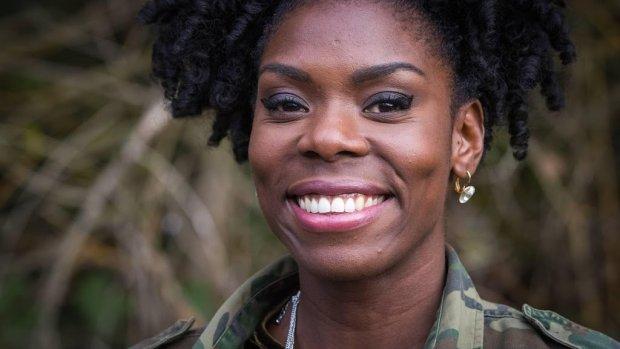 Actrice Imanuelle Grives maandag voor Antwerpse rechter