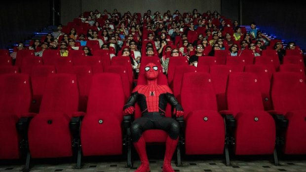 'Spidermanfilms niet langer in combinatie met The Avengers'
