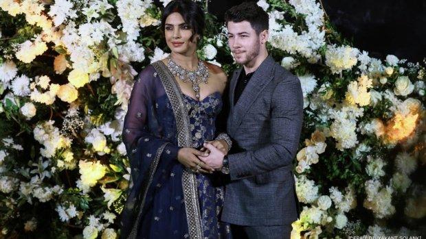 Nick en Priyanka doen hun huwelijksfeest dunnetjes over