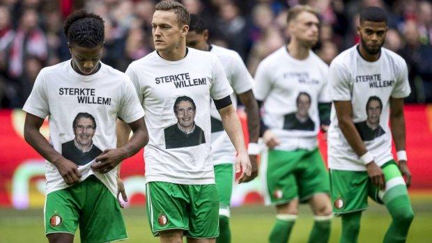 Ajax en Feyenoord: sterkte Willem!