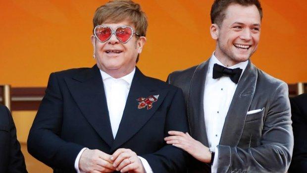Rocketman-ster Taron Egerton leest audioboek Elton John voor