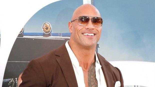 Dwayne 'The Rock' Johnson best betaalde acteur van afgelopen jaar