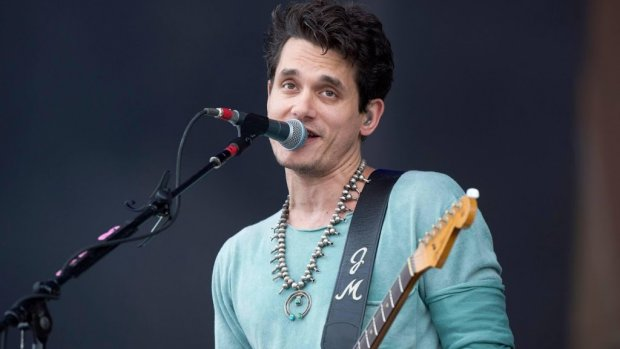 John Mayer kan wel lachen om 'nieuwe privacyregels' Instagram