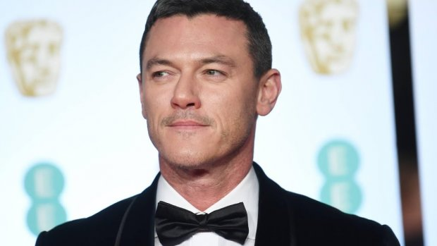 Beauty and the beast-acteur Luke Evans werkt aan debuutalbum