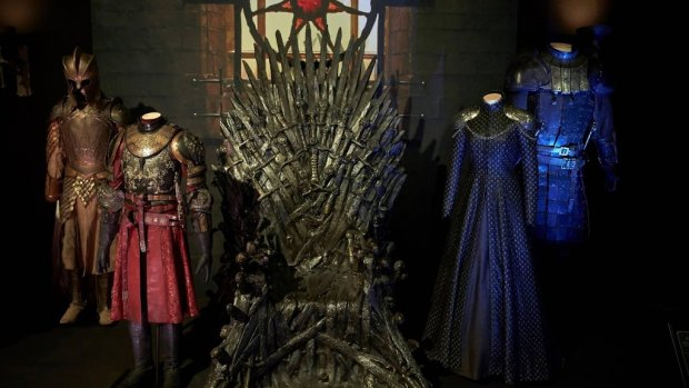 Voormalig CIA-topman in Game of Thrones