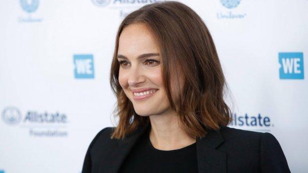 Natalie Portman ontkent dates met Moby