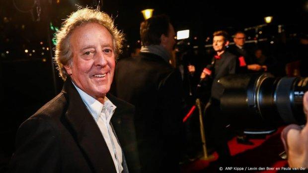 Hans van Willigenburg: 'Ik ben te oud voor Songfestival'