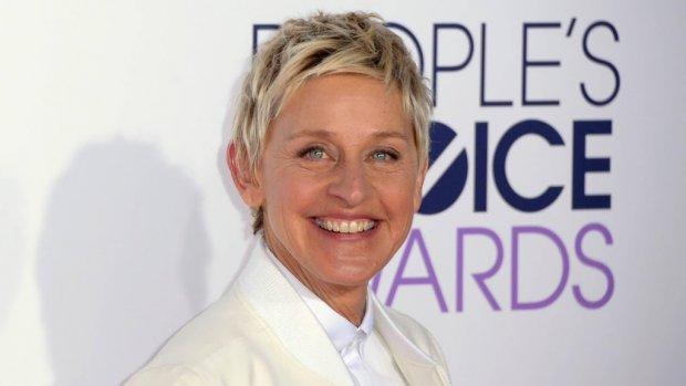 Ellen DeGeneres tekent voor 3 jaar bij