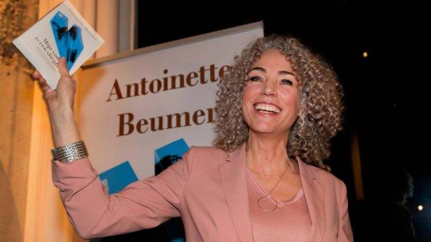 Antoinette Beumer maakt kans op debuutprijs