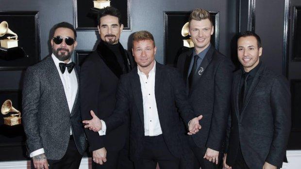 Backstreet Boys zetten zich in voor daklozen in New York