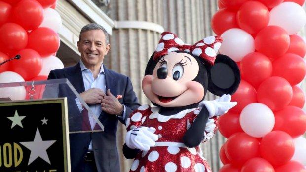 Minnie Mouse krijgt ster op Walk of Fame