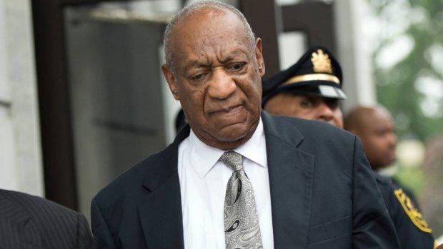 Bill Cosby weer op de planken
