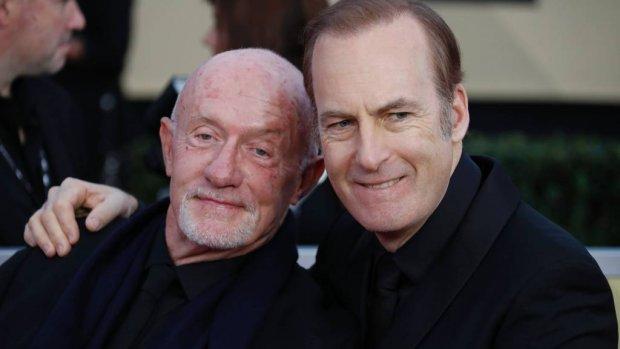 Better Call Saul-sterren in Incredibles 2