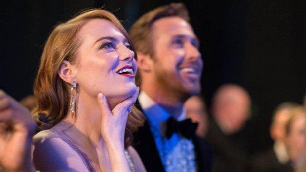 Film La La Land wint eerste Loftrompet